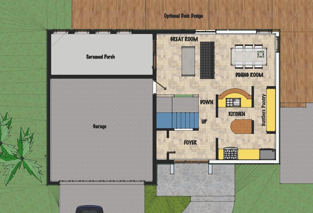 Saltbox Modern Gjconstructs Design Build